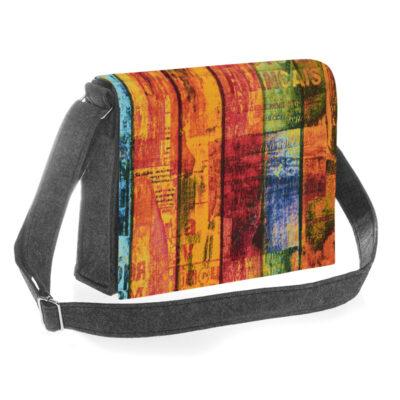 Jamaican Splash Bag