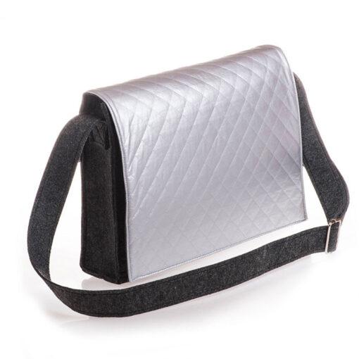 Space Bullet Silver (bag)
