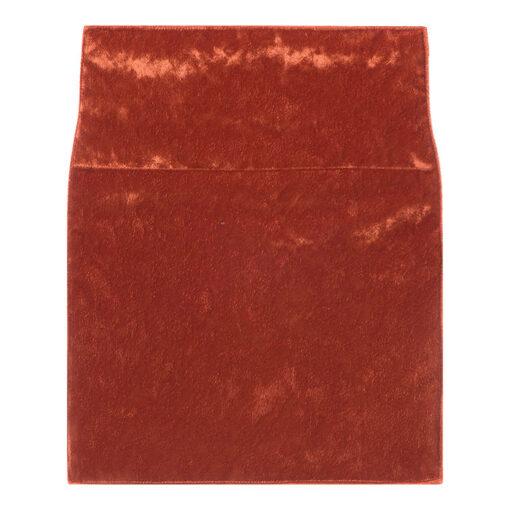 Silky Velvet Orange (flap)