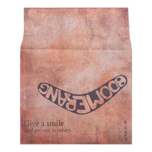 Miles of Smiles Rusty (flap)