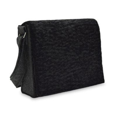 Shine Black Bag