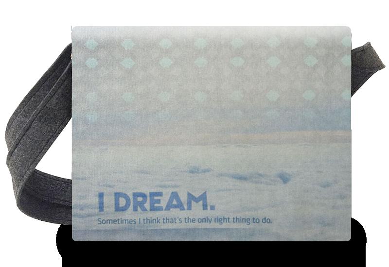 """Zamenljiv poklopec """"I Dream."""""""