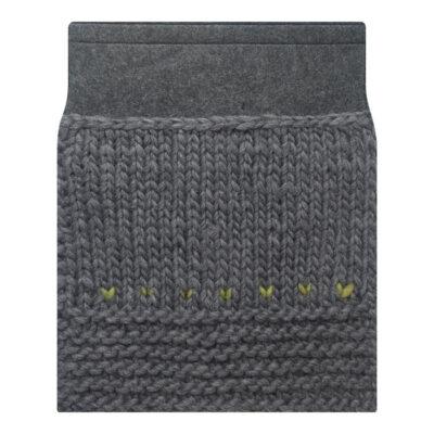 Knit Happens Grey