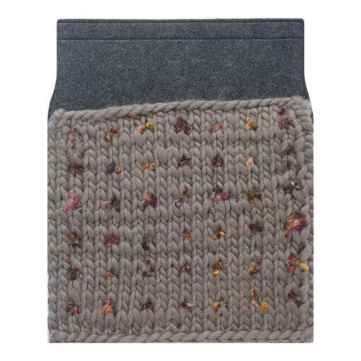 Knit Happens Brown